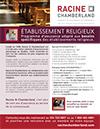 Feuillet Ecclesiastical Insurance